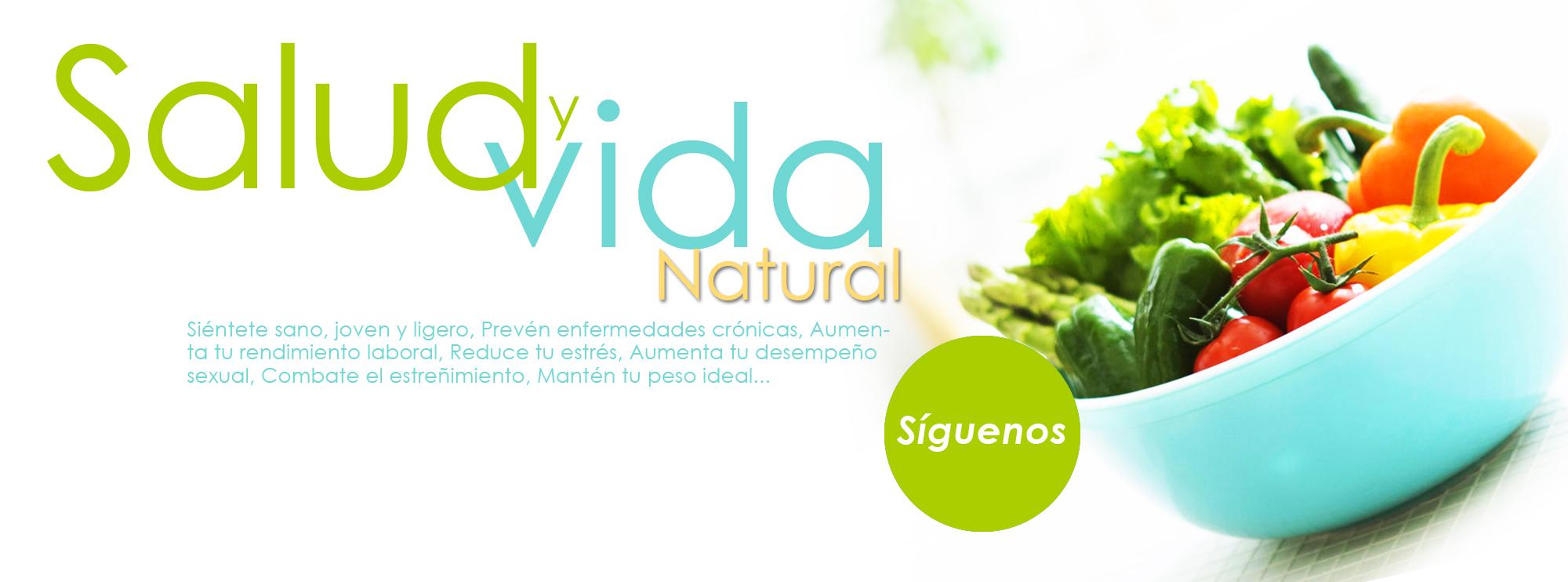 Salud y Vida Natural   Salud y Vida Natural MX