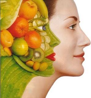 La vitamina C y el colágeno. Las mejores fuentes de vitamina C son las frutas