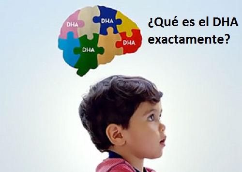Explicación sobre el DHA - SUPLEMENTOS para niños