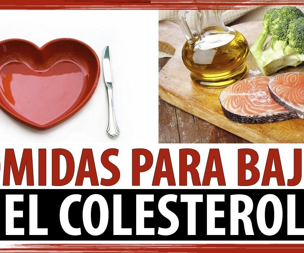 ¿Tienes el colesterol alto?