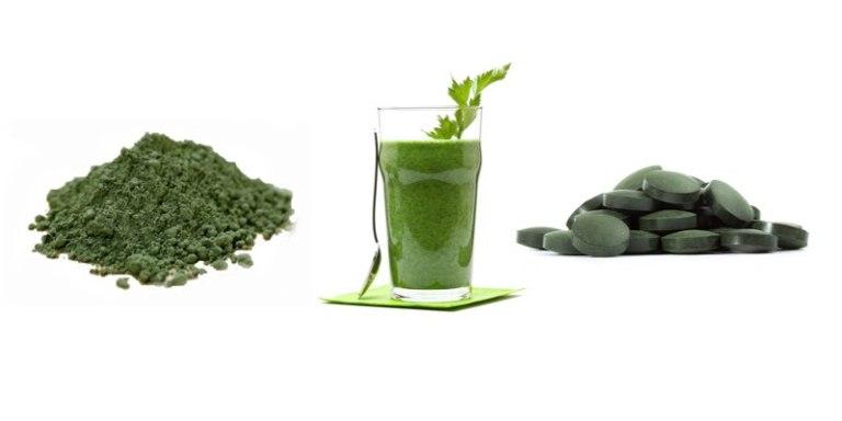 Ayuda a recuperar la forma física, la energía y la vitalidad: Alga Espirulina